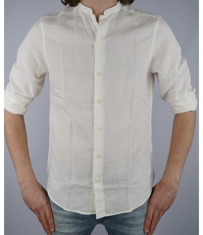 Gabba Gabba Hobart Linen LS Shirt SW