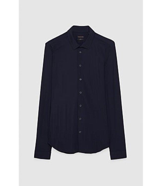 Patrizia Pepe PP 5C055B Shirt A8T5 Royal Navy