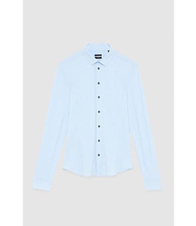 Patrizia Pepe PP 5C055B Shirt A8T5 Sky