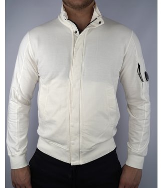 C.P. Company CP Open Hooded 127A Gauze White