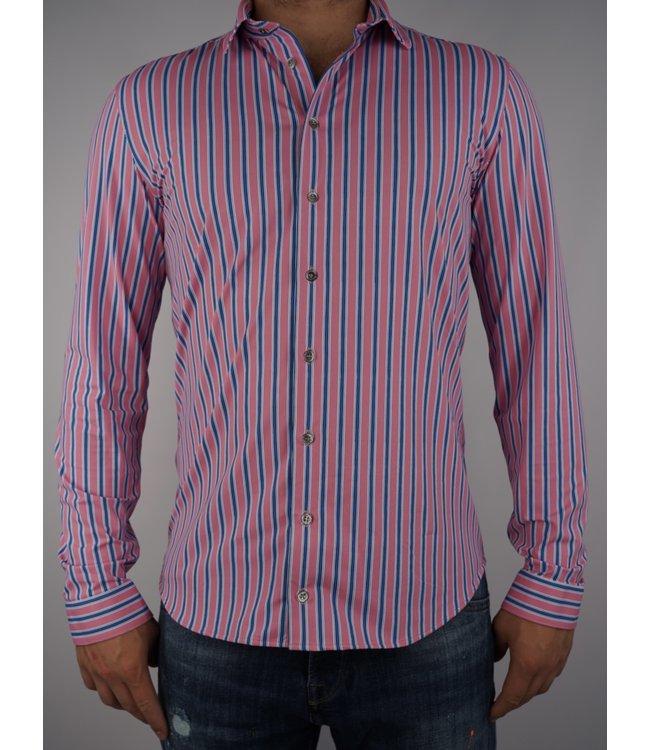 Patrizia Pepe PP 5C055B Shirt Pink Stripes