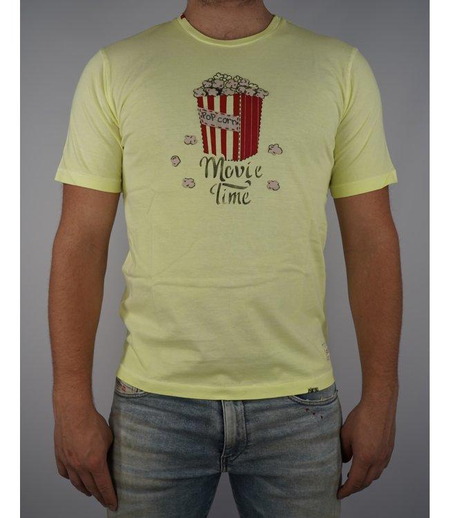 BOB BOB T-Shirt Giallo Fluo
