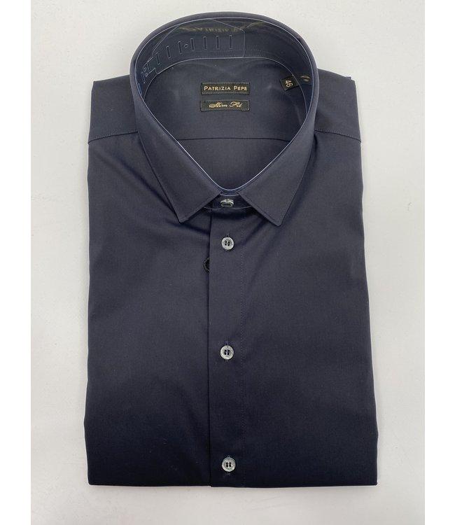 Patrizia Pepe PP 5C0280 SS Shirt Royal Navy