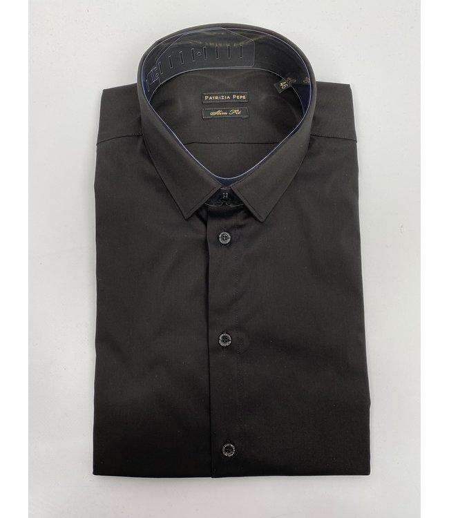 Patrizia Pepe PP 5C0280 SS Shirt Nero Vinile