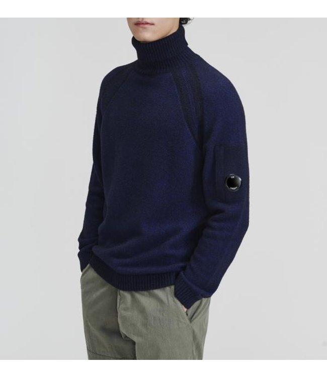 C.P. Company CP Fleece Knit Roll Neck 269A