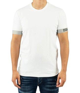 DSQUARED2 DSQ2 T-Shirt 3620 White