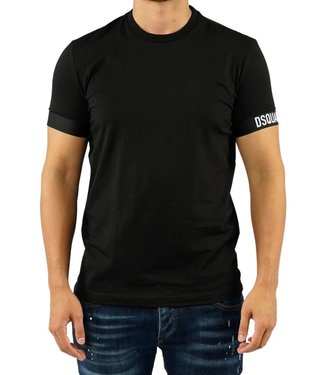 DSQUARED2 DSQ2 T-Shirt 3620 Black
