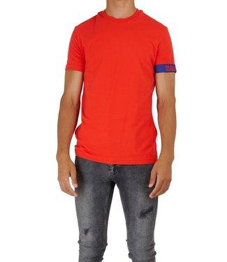 DSQUARED2 DSQ2 T-Shirt 3630 Coral
