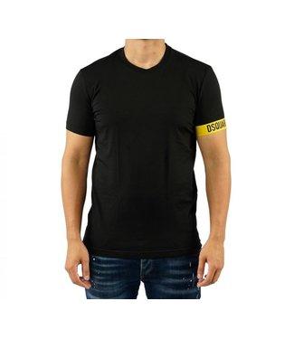 DSQUARED2 DSQ2 T-Shirt 3630 Black