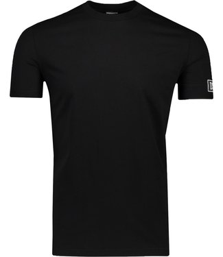 DSQUARED2 DSQ2 T-Shirt 3600 Black