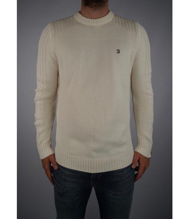 Koll3kt Koll3kt Chunky Biker Sweater AW