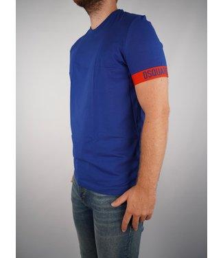 DSQUARED2 DSQ2 T-Shirt 3630 Blue