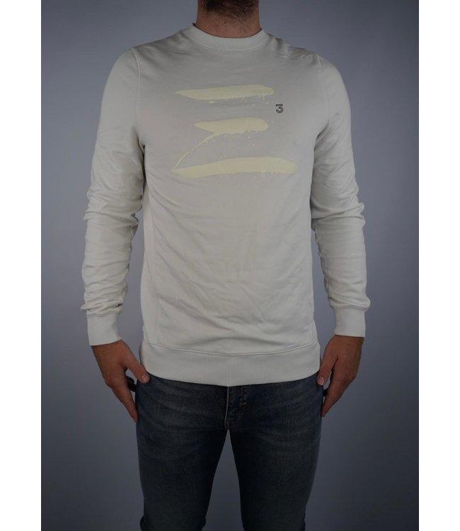 Koll3kt Koll3kt 3D Art Crew Sweater AW