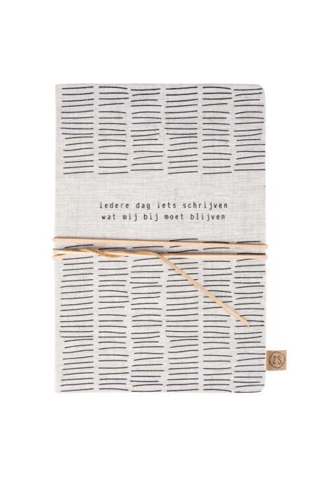 ZUSSS ZUSSS - Notitieboek met veter
