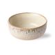 HK LIVING HK LIVING - Ceramic 70's schaal medium bark Ace6776