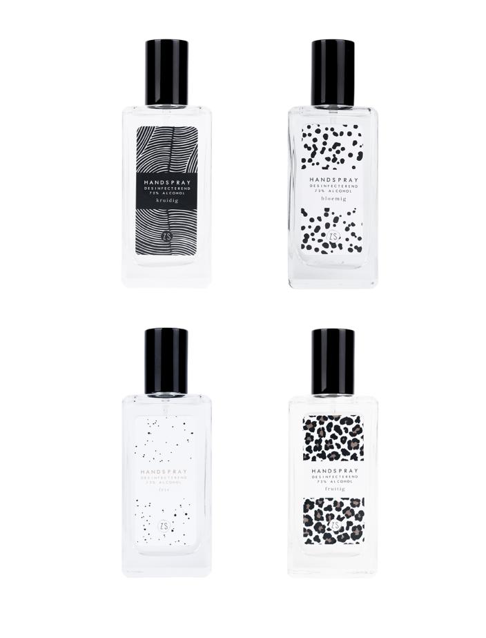 ZUSSS ZUSSS - Desinfecterende handspray