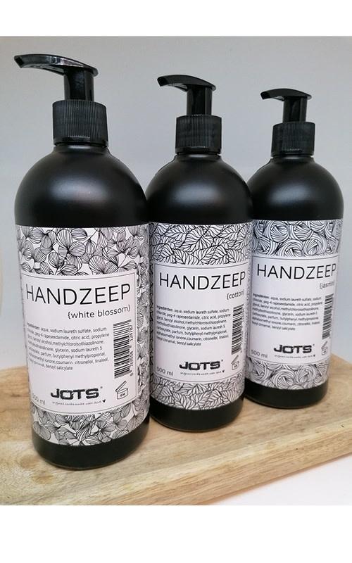 JOTS JOTS - Handzeep cotton 500 ml