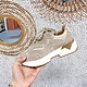 DWRS Label BV DWRS LABEL - Sneaker Brisbane Suede Beige