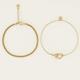 MY JEWELLERY MY JEWELLERY - Armbanden set hartje zilver of goud