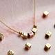 MY JEWELLERY MY JEWELLERY - Cubes basic armbandje zilver of goud