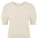 OBJECT OBJECT - Top sava Knit Pullover Sandshell