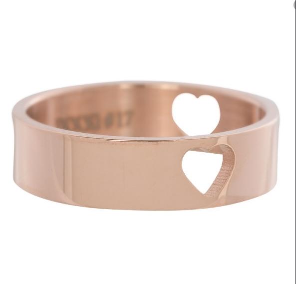 iXXXi Jewelry IXXXI - 3 Hearts open symbol