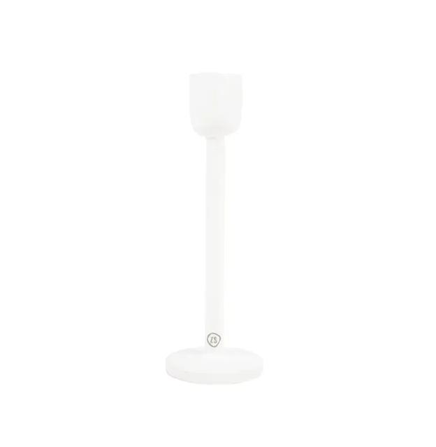 ZUSSS ZUSSS - Kandelaar pilaar aluminium wit