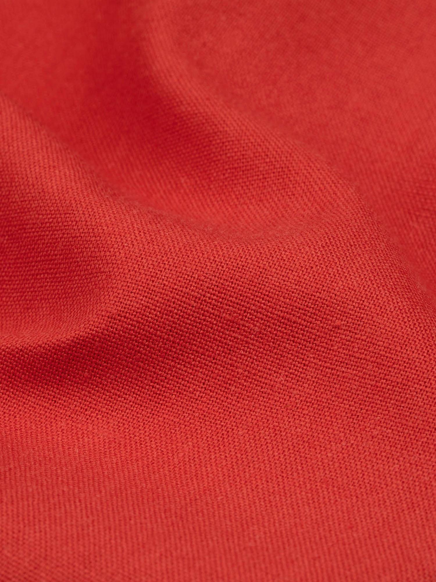 YDENCE YDENCE - Broek doris koraal rood