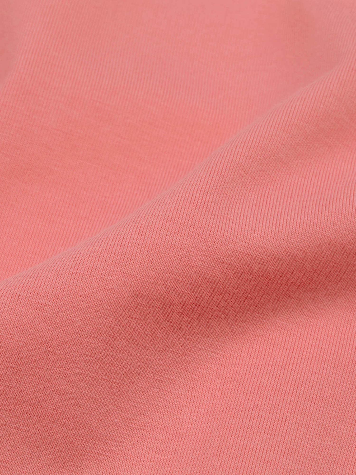 YDENCE YDENCE - T-shirt bree perzik