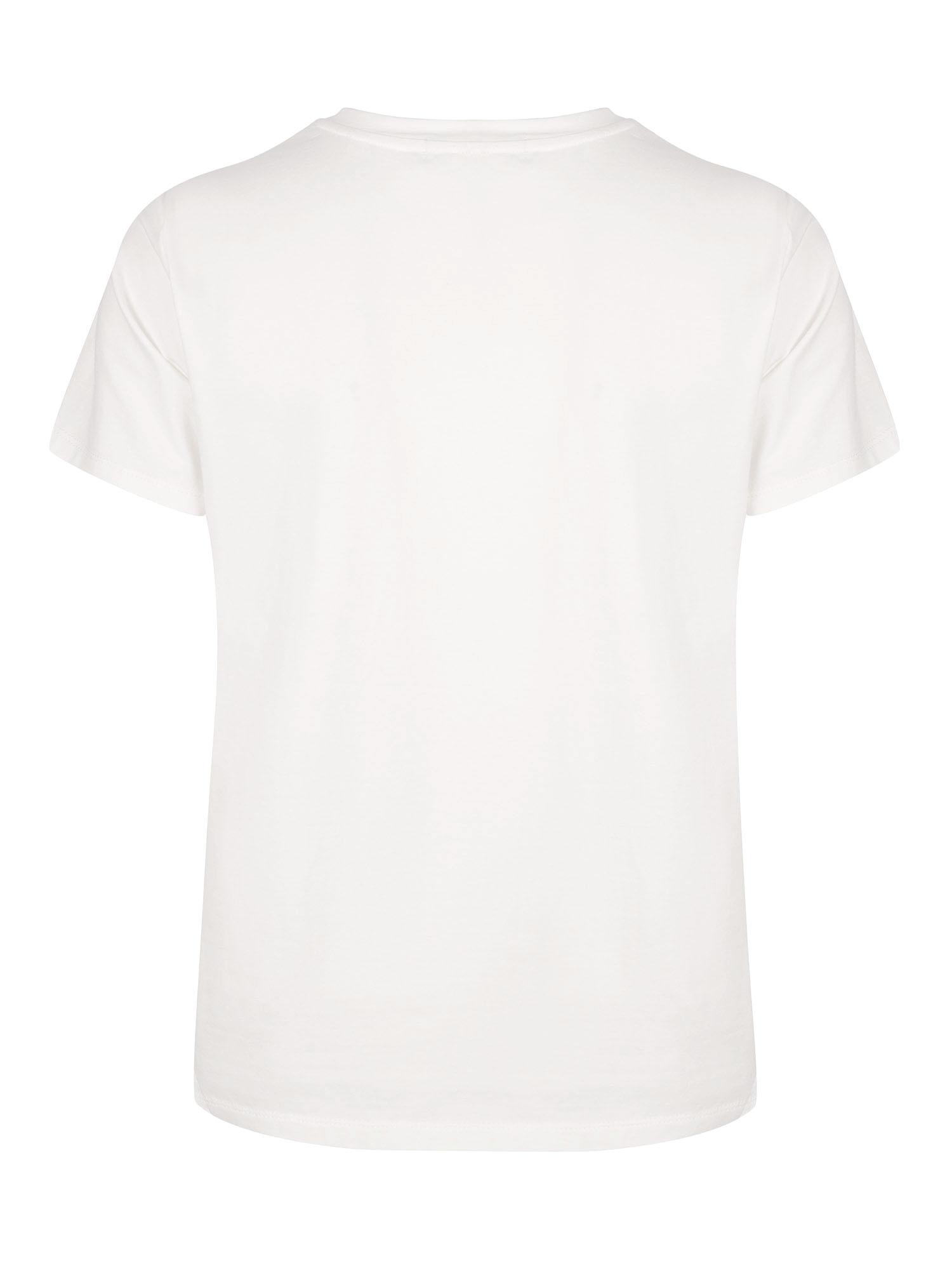 YDENCE YDENCE - T-shirt elephant wit