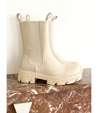 Pure Sense THESE BOOTS ARE MADE FOR WALKING BEIGE
