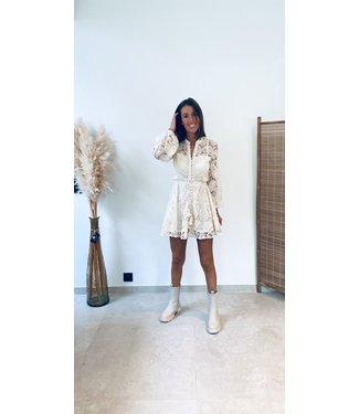 Pure Sense ANOUSHKA'S FASHION SHOW DRESS SOFT CREAM