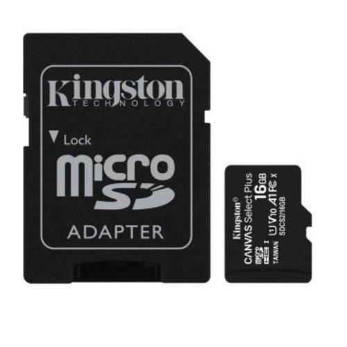 Kingston Technology Kingston Canvas Select Plus