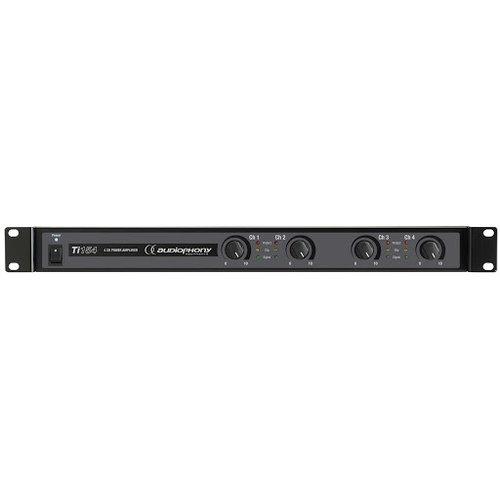 Audiophony Versterker voor apart boxen Ti154 4x80W RMS @ 8Ohm