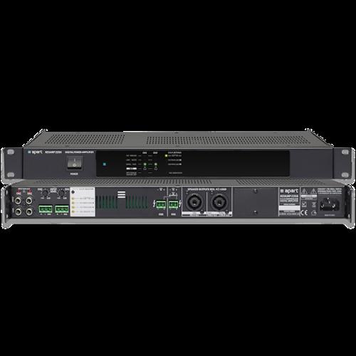 Apart Audio REVAMP 2250 versterker 2x175Watt @ 8ohm