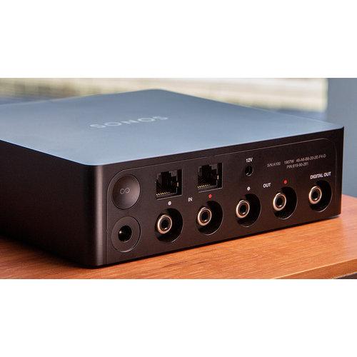 SONOS Sonos PORT De veelzijdige manier om via je stereo of receiver muziek te streamen,