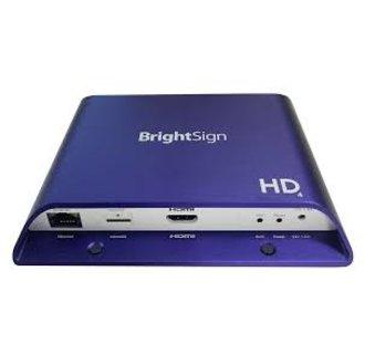 BrightSign HD224 Standaard I/O Player