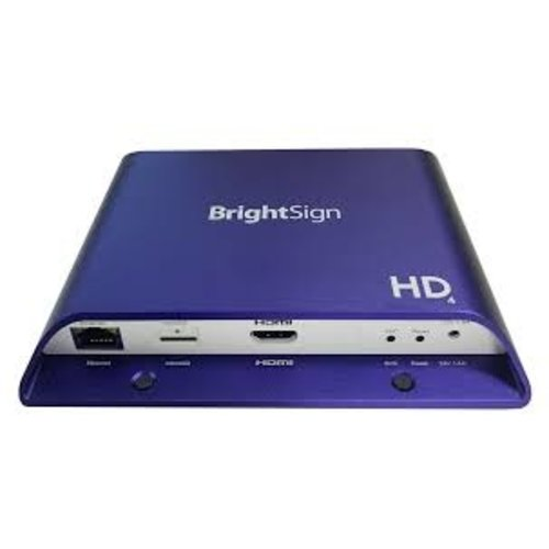 BrightSign BrightSign HD224 Standaard I/O Player