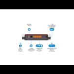 FRITZ FRITZ!Box 7530 Router WiFi AC, 4 Gigabit ports, DSL / VDSL, DECT Base, 1 telephony analog port, 1 USB