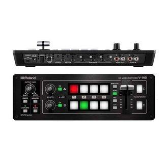 Roland V-1HD Full HD Video Mixer, 4 HDMI Input, 2 HDMI Outputs