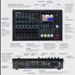 Roland AV Roland VR-4HD HD AV MIXER