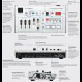 Roland AV Roland VR-1HD AV STREAMING MIXER