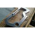 Leatherman Carabiner tool, Leatherman, 2funct., rvs, blister
