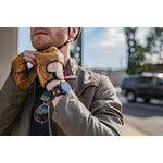 Leatherman Multitool-horloge, LeathermanTreadTempo, 30f, zwart DLC