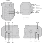 Blackmagic Design Blackmagic URSA Mini 4K EF