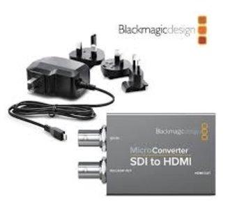 Micro Converter SDI to HDMI wPSU