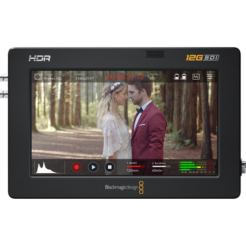 Blackmagic Design Blackmagic Video Assist 5 12G HDR