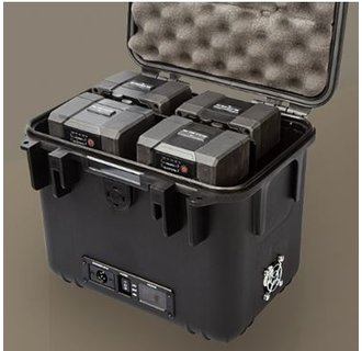 S-4040 Power Station Box