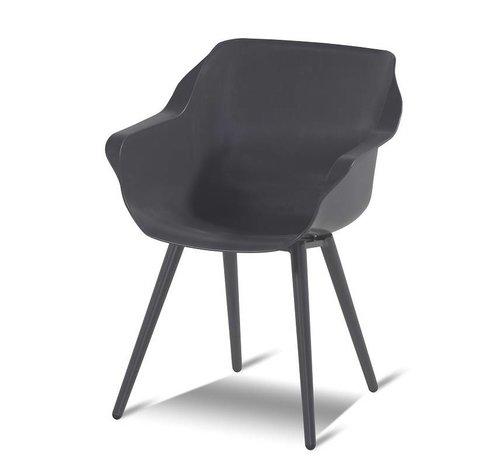 Hartman Hartman Sophie Studio Dining Gartenstühle | Xerix mit kegelförmige Beine