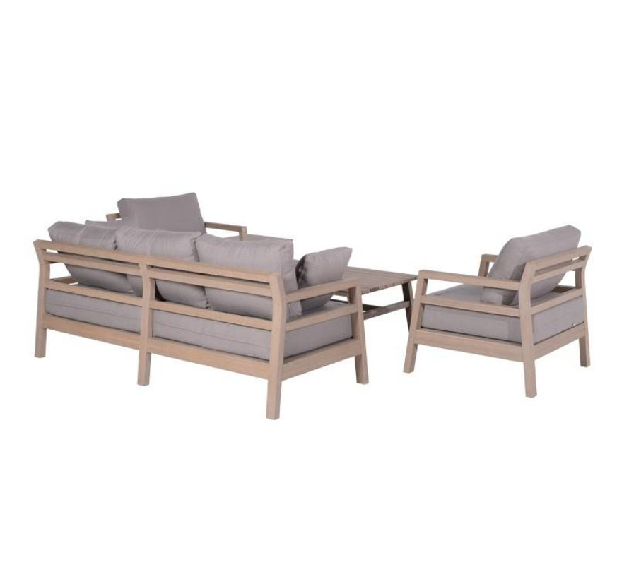 Brilliant Garden Impressions Bali Vironwood Loungeset 5 Teilig Alphanode Cool Chair Designs And Ideas Alphanodeonline